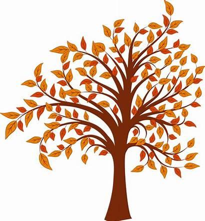 Tree Clipart Fall Autumn Clipground Cliparts Aspen