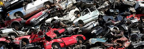 Where to Sell a Scrap Car Online