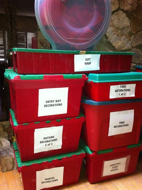 christmas decoration storage christmas storage storage