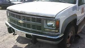 97 98 Chevy 2500 Pickup Automatic Transmission 4x4 4l80e Opt Mt1 Diesel 281531