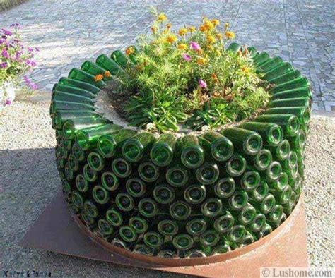 recycling ideas 22 glass recycling ideas to reuse and recycle empty bottles