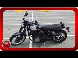 Yamaha Scr 950 : 2017 yamaha scr 950 motorcycle review youtube ~ Jslefanu.com Haus und Dekorationen