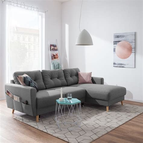 home 24 sofa ecksofa sola flachgewebe in 2019 wohnzimmer ecksofa