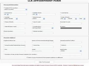 appointment for online learner license 2018 rto mumbai With documents upload for learning licence