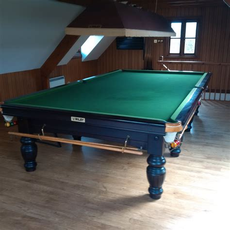 full size professional pool table dismantle a full size snooker table and bring downstairs