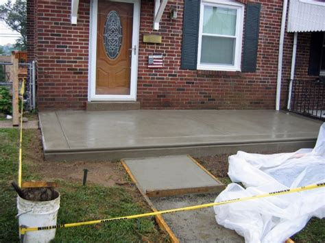 concrete patio concrete paving contractor talk
