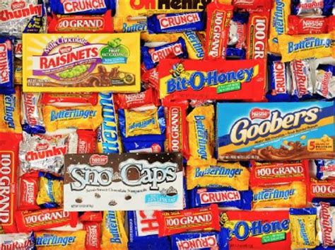 Masterpieces Candy Brands Jigsaw Puzzle Nestle Chocolates