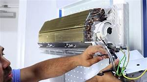 How To Replace A Mrcool Ductless Mini Split Fan Motor