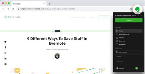 Evernote Chrome Extension Flaw Could Have Allowed Access