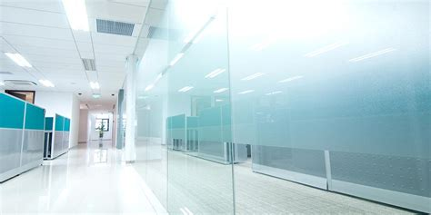 Custom Home Interiors - office partitions glass panels o 39 brien glass