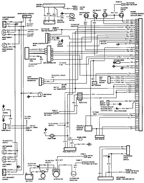 Freightliner Classic Ignition Switch Wiring Schematic by Repair Guides