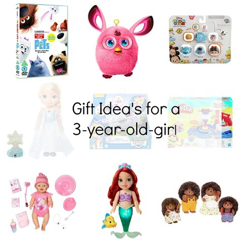 newcastle family life christmas gift ideas for a three year old girl