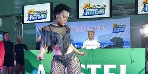 Watch Those Men Are My Supporters Zodwa Wabantu On