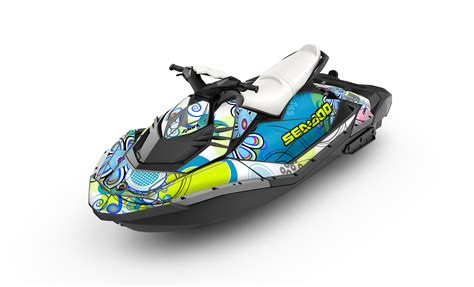 Sea Doo Boats For Sale Ct by Look Sea Doo Unveils The All New Spark For 2014
