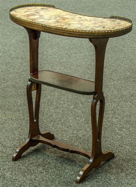 table en rognon kidney shaped work table at 1stdibs