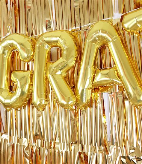A great way to incorporate sports memories into graduation parties, awards banquets, or senior night. Graduation Party DIY Photo Backdrop - Consumer Crafts