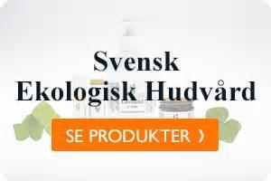 Svensk ekologisk hudvård bästa ekologiska ansiktsprodukter