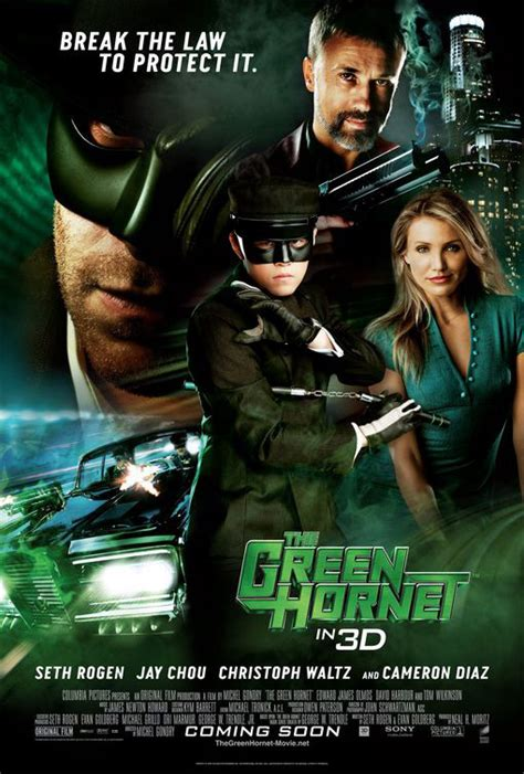 dvd  green hornet  demons resume