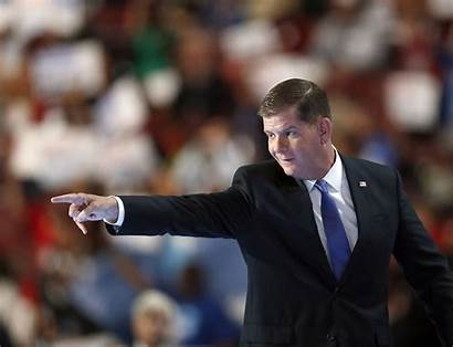 Walsh Marty Mayor Boston Alcoholism Dnc Ap