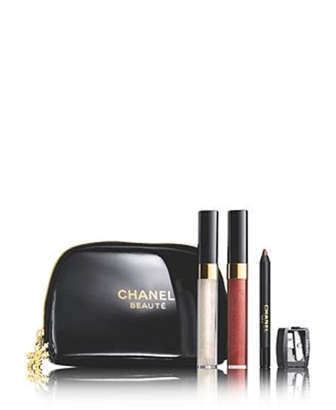 chanel le brilliant glossimer duo holiday gift set gifts