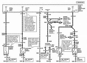 1998 Ford Ranger Wiring Diagrams