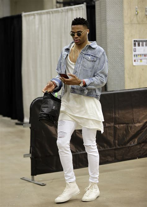 nbas king  fashion russell westbrook talks style