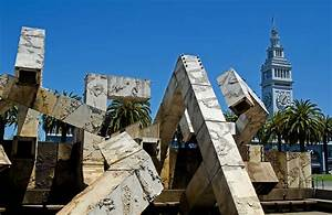 Vaillancourt Fountain At The Embarcadero Center In San ...