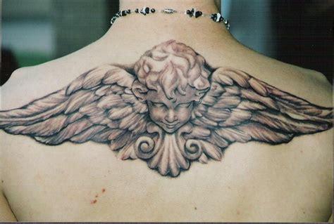 angel tattoos  men guardian angel tattoo  men jpg
