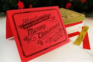 12 weeks of christmas giveaway blog botanical paperworks With christmas cards with matching address labels