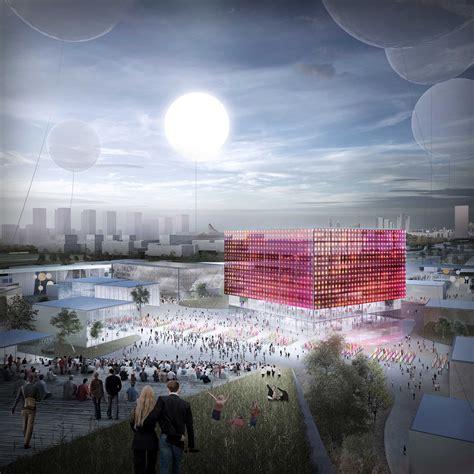 astana expo 2017 bureau ali saad architecture urbanism