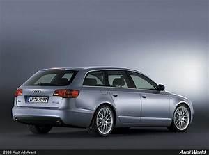 Audi A6 Break 2006 : the all new 2006 audi a6 avant now on sale audiworld ~ Gottalentnigeria.com Avis de Voitures