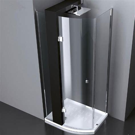 cabina doccia minimalista