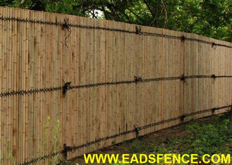 pictures of bamboo fences eads fence co your super fence store bamboo fence materials