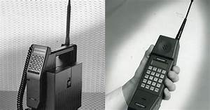 It U0026 39 S 30 Years Ago This Week Since The First Uk Mobile