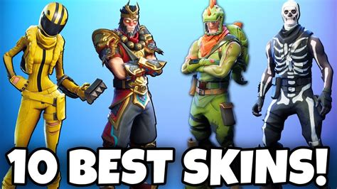 top   skins  fortnite  coolest   skins
