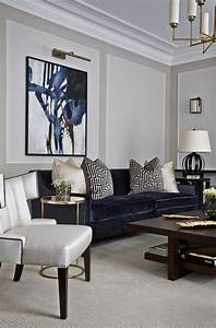 How, To, Get, A, Modern, Classic, Living, Room