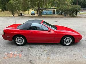 1989 Rx-7 Convertible - 5 Speed - Fc3s S5 For Sale