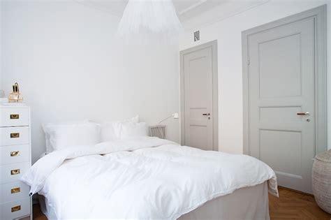 gray doors contemporary bedroom per jansson