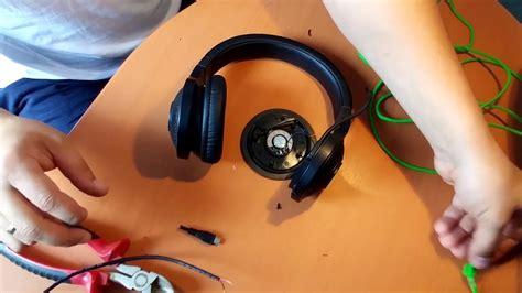 fix  headphones  easy  kraken razer headphones