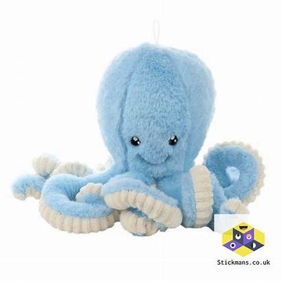 Octopus Plush Toy Doll Adorable Stickmans Stuffed