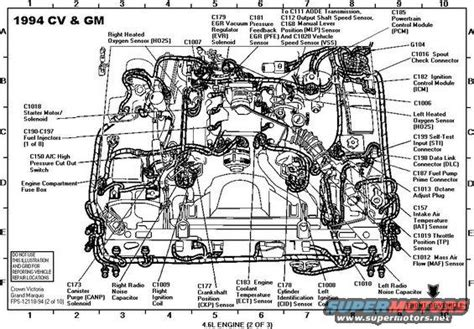 2000 Ford Crown Victorium V8 Engine Diagram by 1994 Ford Crown Diagrams Pictures And