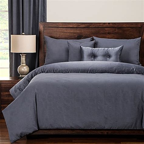 denim duvet cover buy pologear gateway reversible duvet cover set in