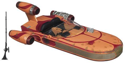 Wars Speeder Car by Wars Vintage Vehicles Landspeeder Forbiddenplanet
