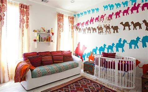 chambre deco orientale inspiration chambre enfant orientale
