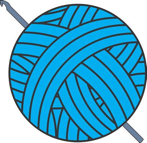 Of Yarn Clip Clipart Of Yarn Clipground