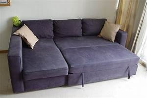 L shape sofabed in very good conditions for sale in for Second hand sofa bed couch