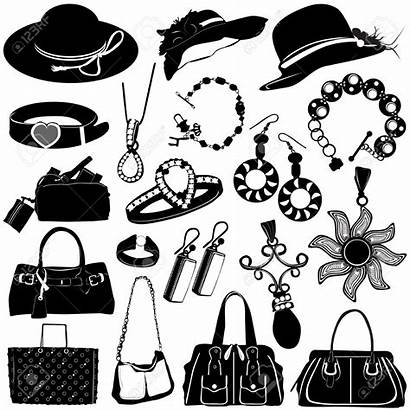 Accessories Clipart Vector Accessory Illustrations Royalty Necklace
