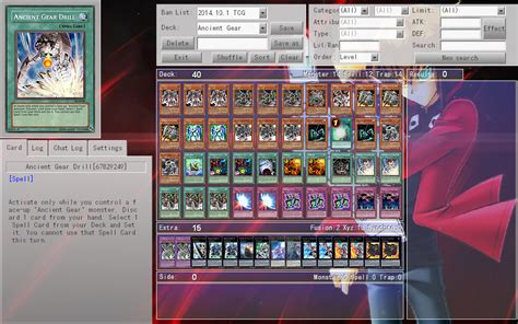 Yugioh Ancient Gear Deck 2014 by Yu Gi Oh Decks E Reviews Yu Gi Oh Pro Quot Ancient Gear