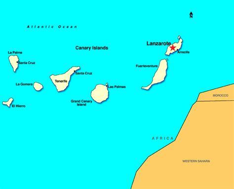 Lanzarote Canary Islands Discount Cruises Last Minute