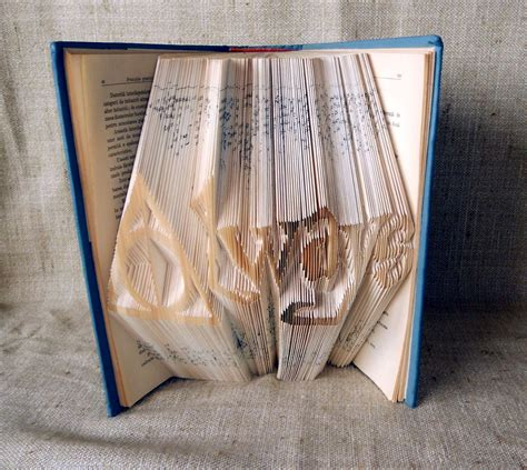 harry potter bastelideen hallows always harry potter book folding pattern and free tutorial always 1 folded book